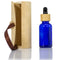 Bamboo Dropper Bottle with Wood Case 30ml *