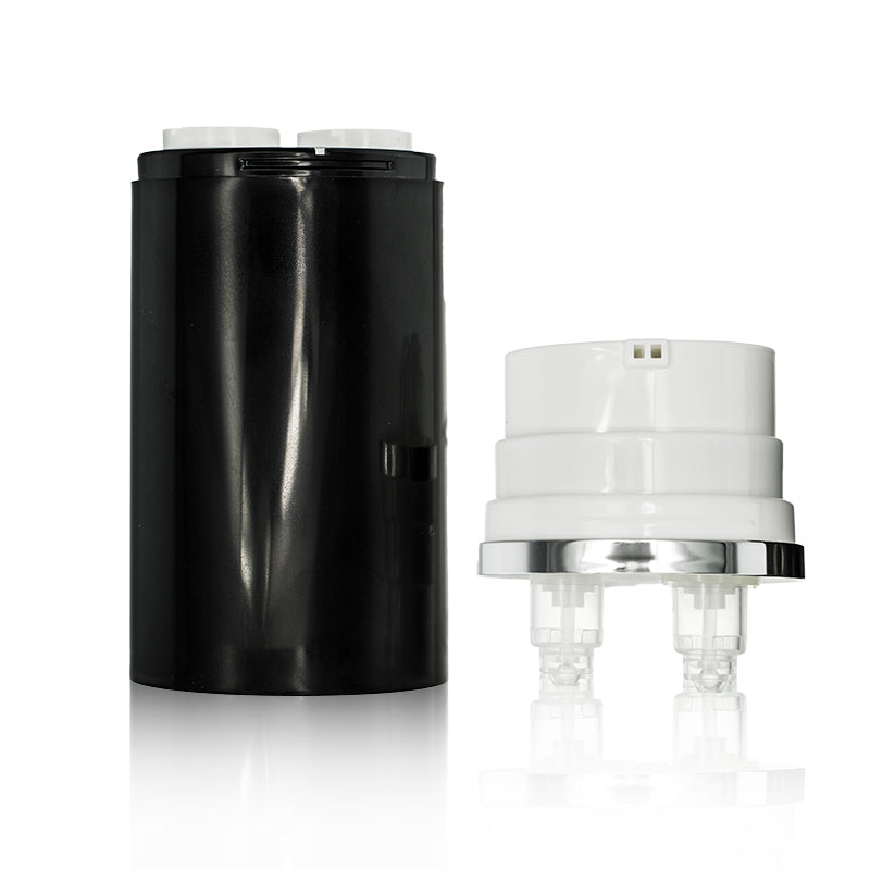 Dual-Chamber Airless Bottles 1 Actuator & 2 Nozzles 20ml*2