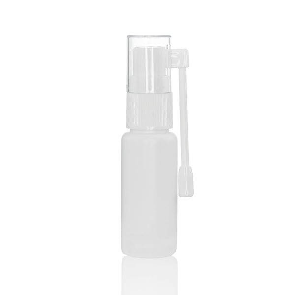 HDPE 360 Rotation Atomizer Nasal Spray Bottle Face Oral