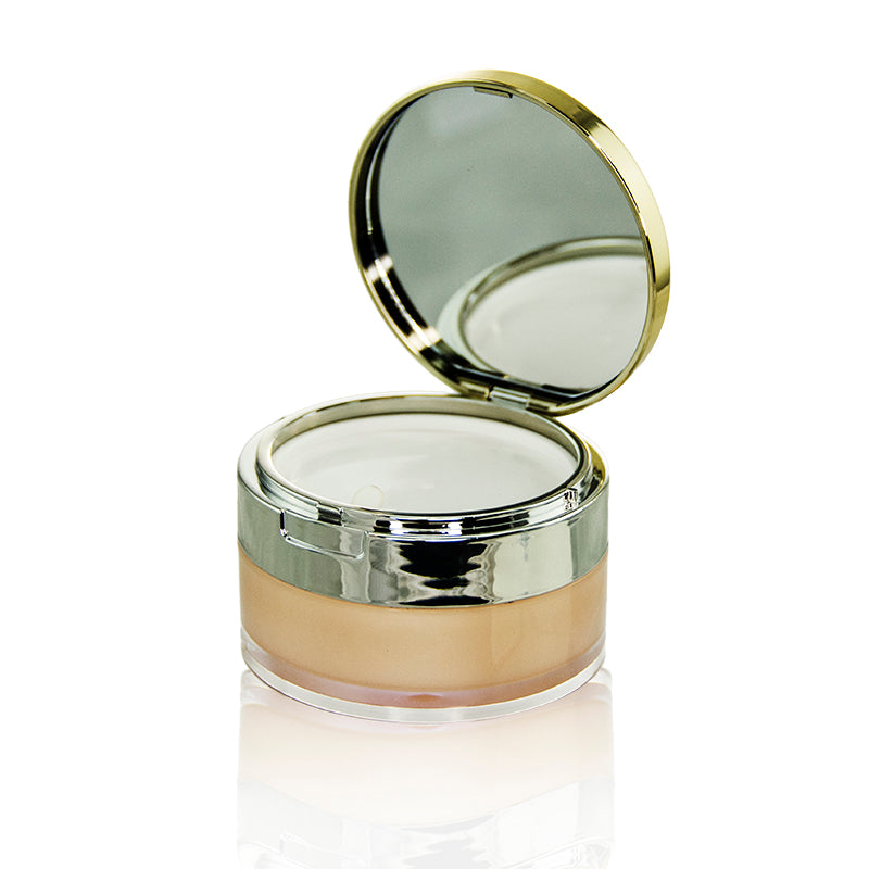 PS Flip Top Jar with Mirror 50ml