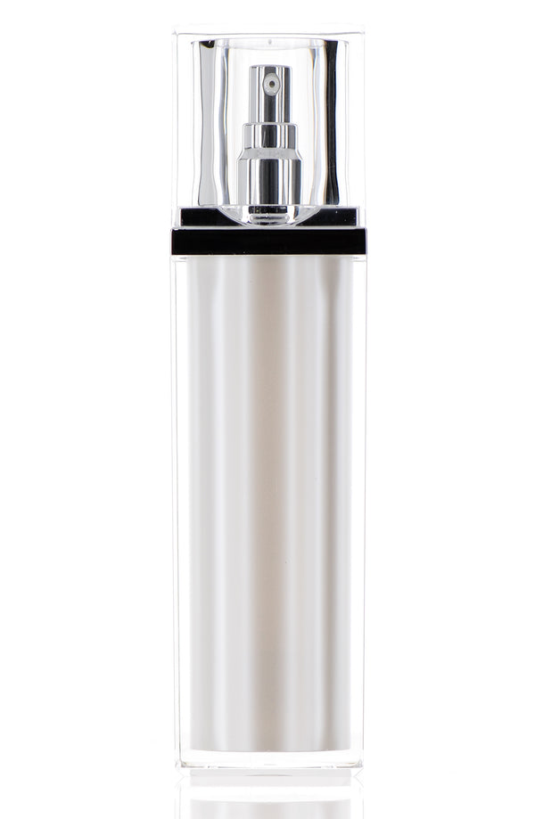 Acrylic Airless Pump Bottle