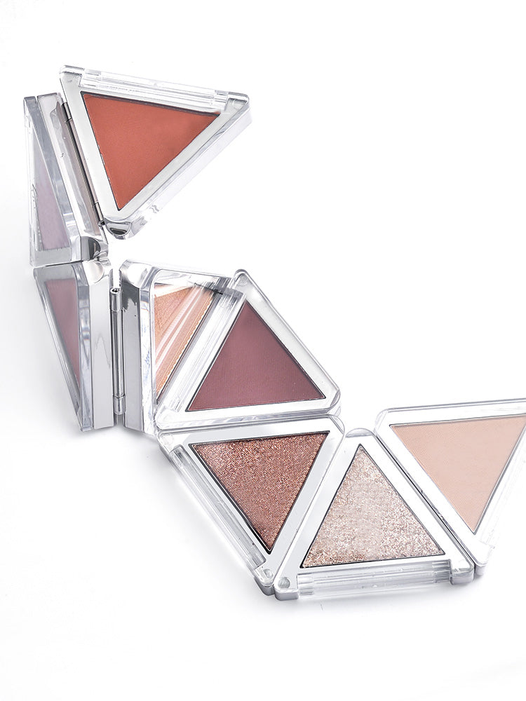 Foldable Eyeshadow Palette Triangle