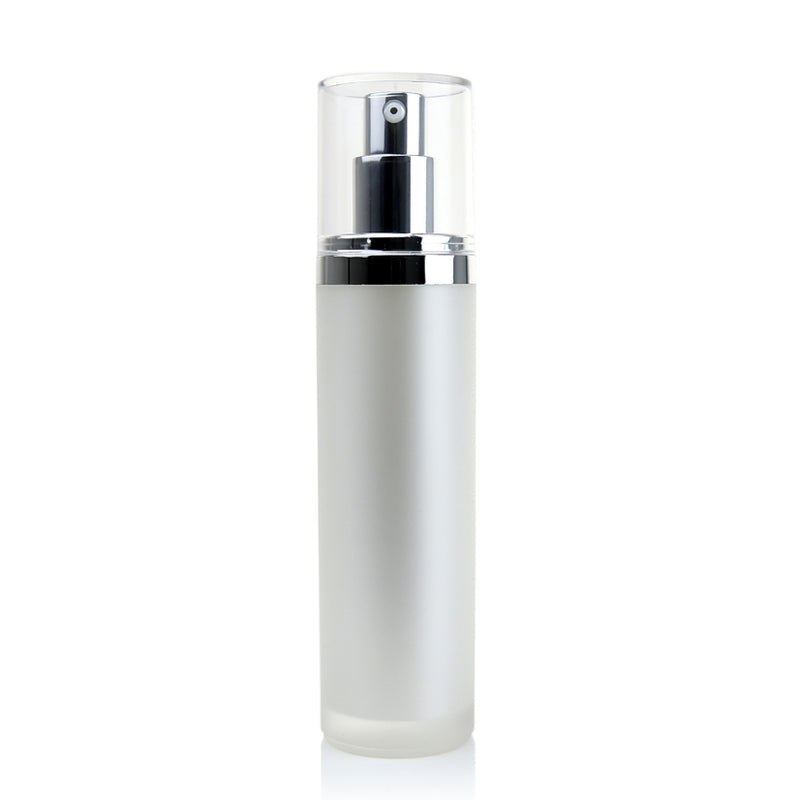 Acrylic Airless Bottle with Overcap -