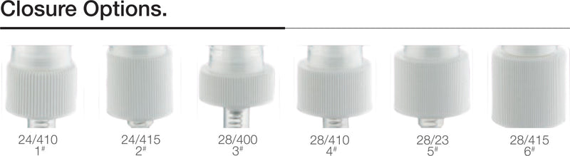 Mist Sprayer Series 602 0.7cc Ribbed