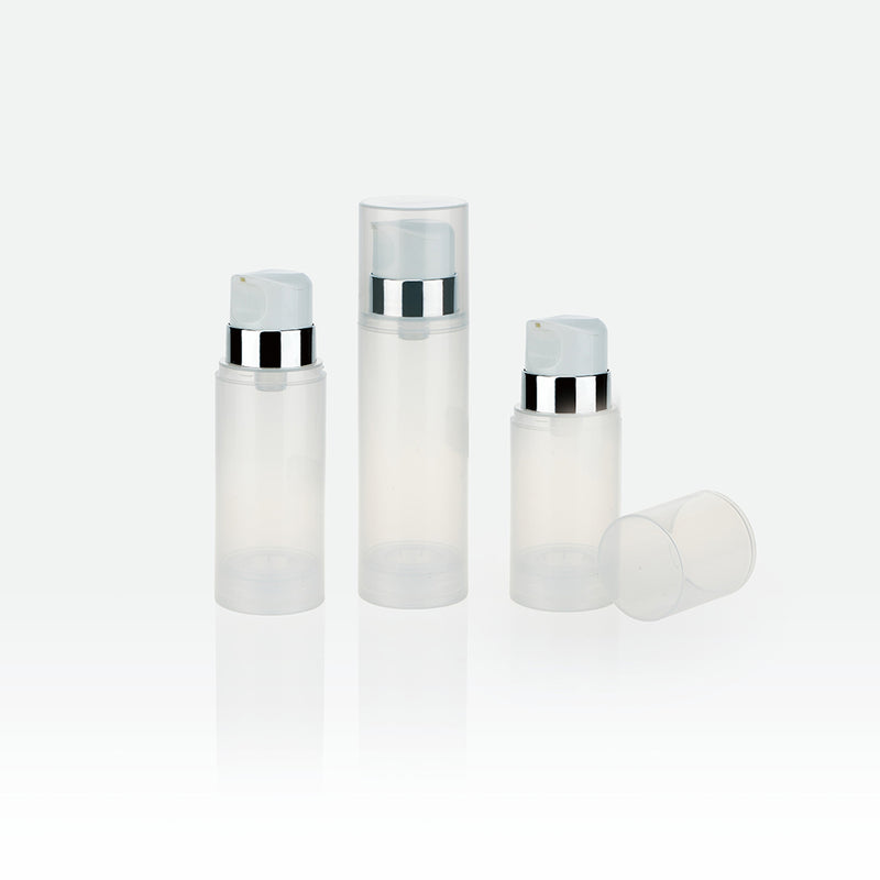 Plastic AirlessFoundation Bottle