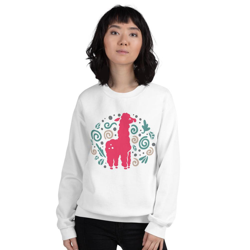 Lama - Cute Everyday Sweatshirt