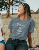 Heavily Meditated - Luxury Tee - Unisex Fit T-Shirt