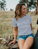 Here Comes The Sun - Summer Unisex Fit T-Shirt