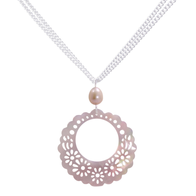 Mere Pink Necklace 3