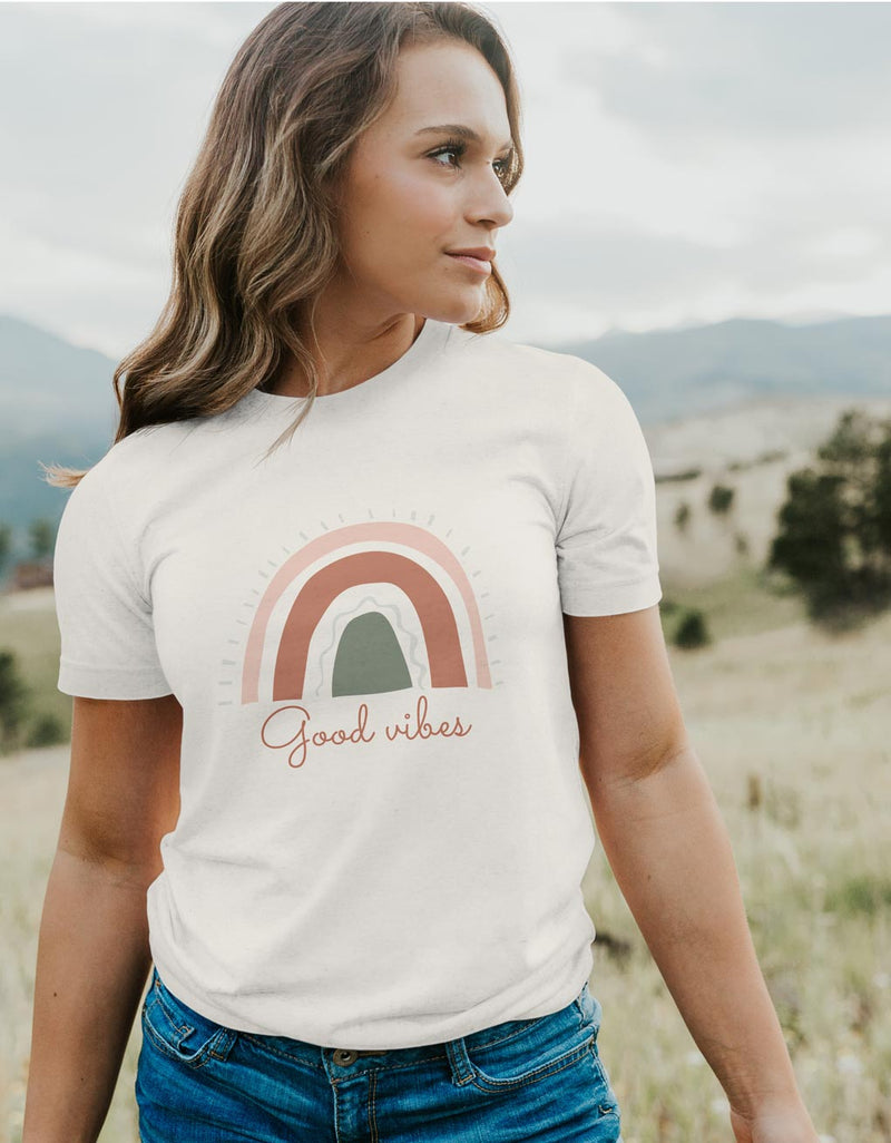 Good Vibes - Summer Luxury Unisex Fit T-Shirt