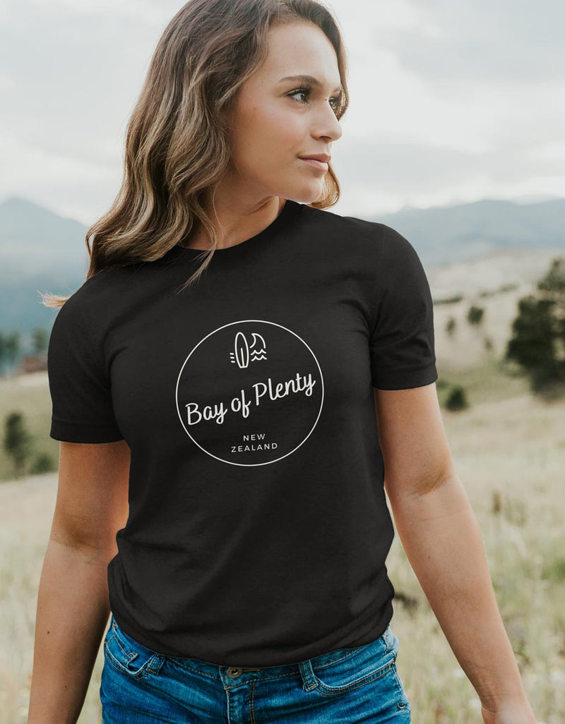 Bay Of Plenty NZ - Kiwi Tee - Unisex Fit T-Shirt
