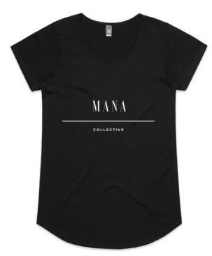 Mana Collective Women's T-Shirt - Dark