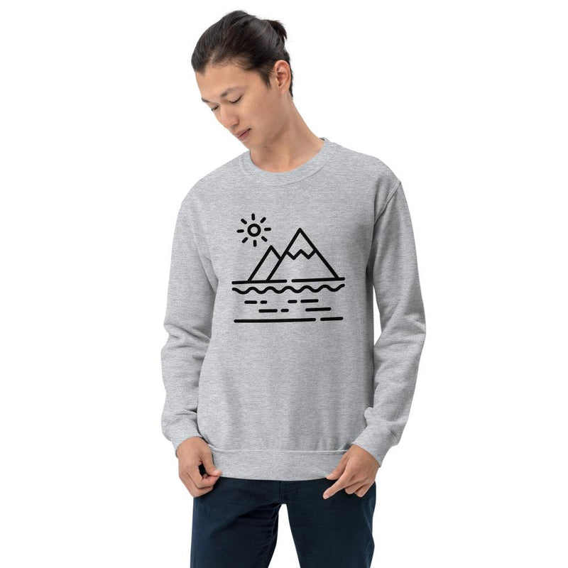 Back To The Mountains - Unisex Sweatshirt