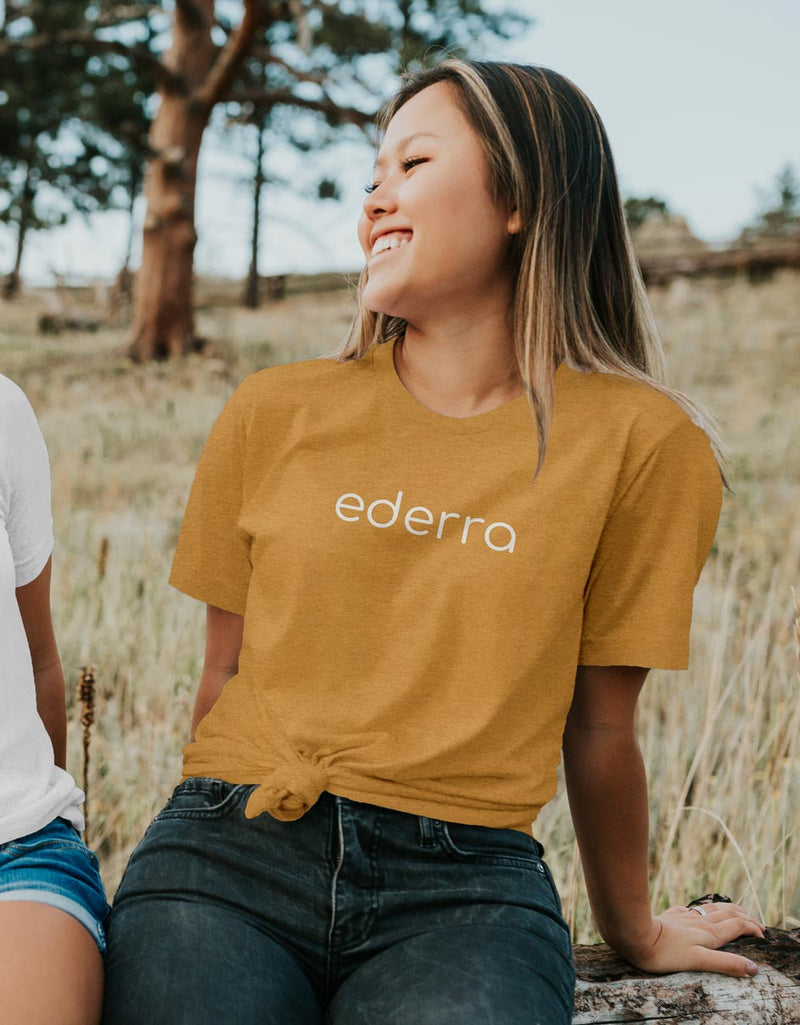 Ederra - Luxury Summer Tee - Unisex Fit T-Shirt