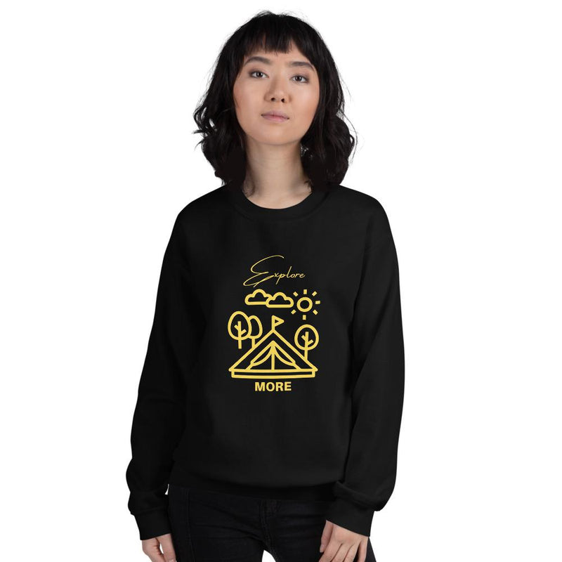 Explore More - Travel Sweatshirt