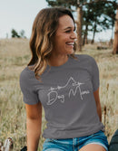 Dog Mama - Pet Lover Unisex Fit T-Shirt