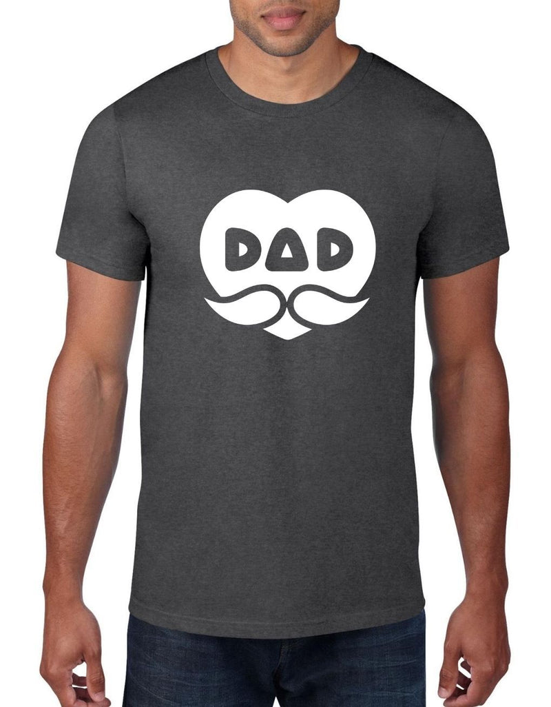 Mustache Dad - Father's Day T-Shirt Gift