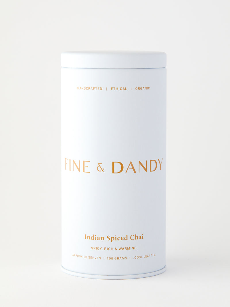Fine & Dandy Indian Spiced Chai