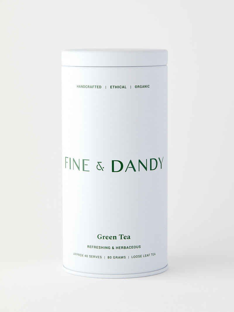 Fine & Dandy Green Tea
