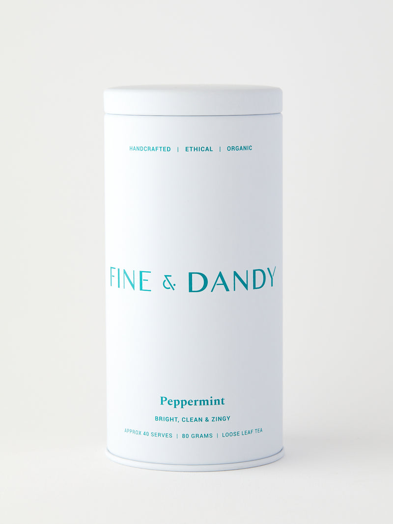 Fine & Dandy Peppermint Leaf Tea
