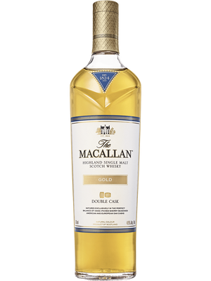 Macallan Double Cask 12 yr Scotch, 750 ml