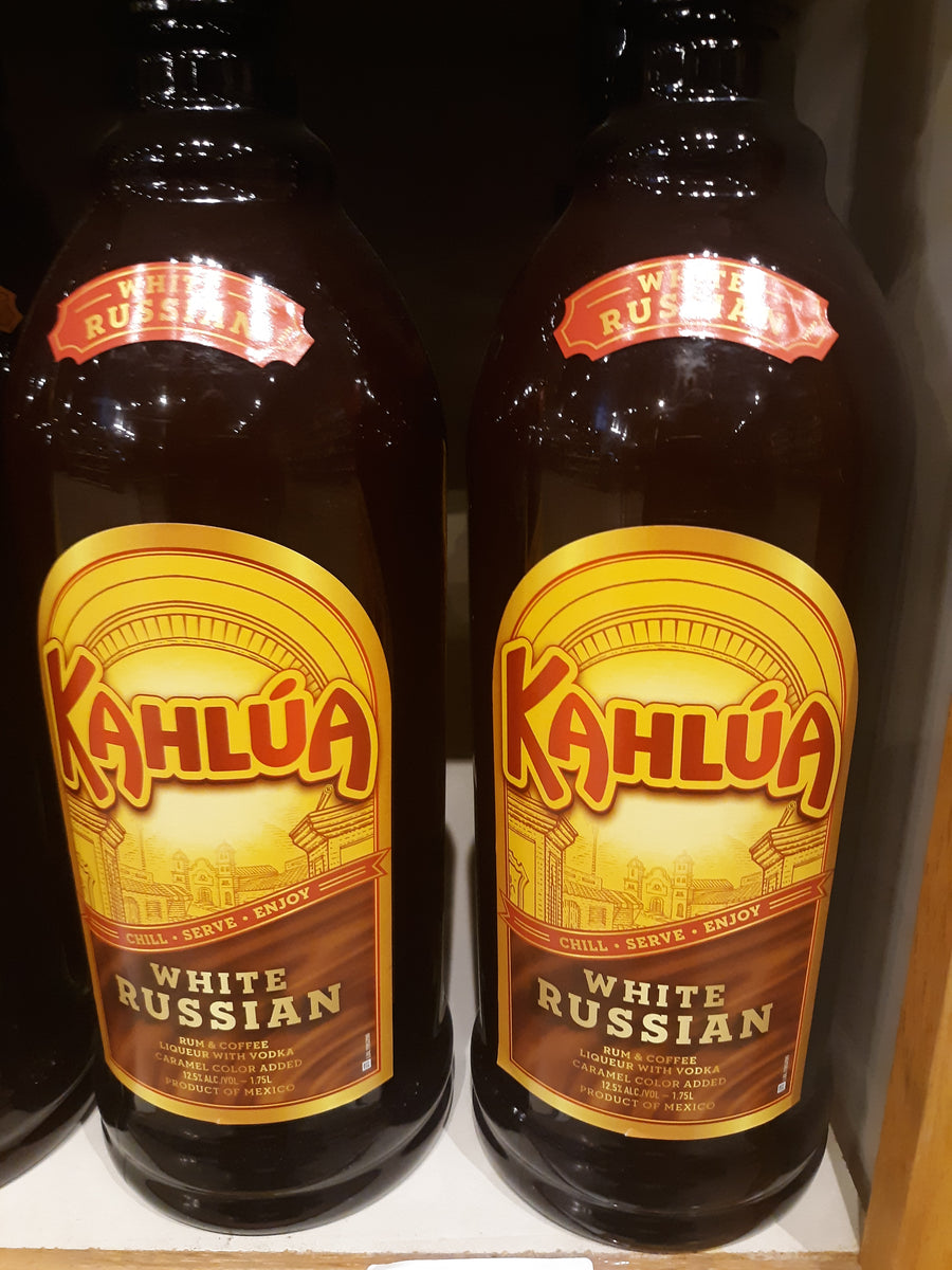 Kahlua White Russian, 1.75 L
