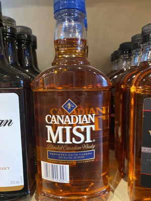 Canadian Mist, Canadian Whisky, 375 ml