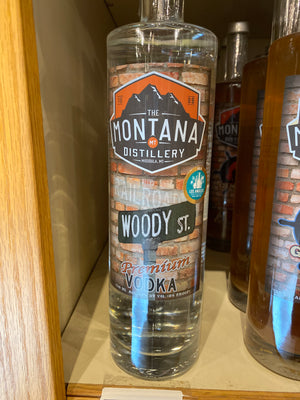 MT Distillery Vodka, 750 ml