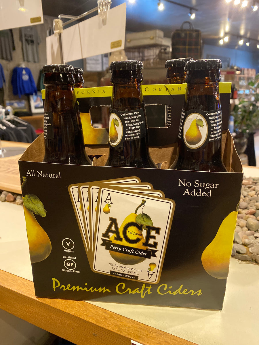 Ace Perry Craft Cider