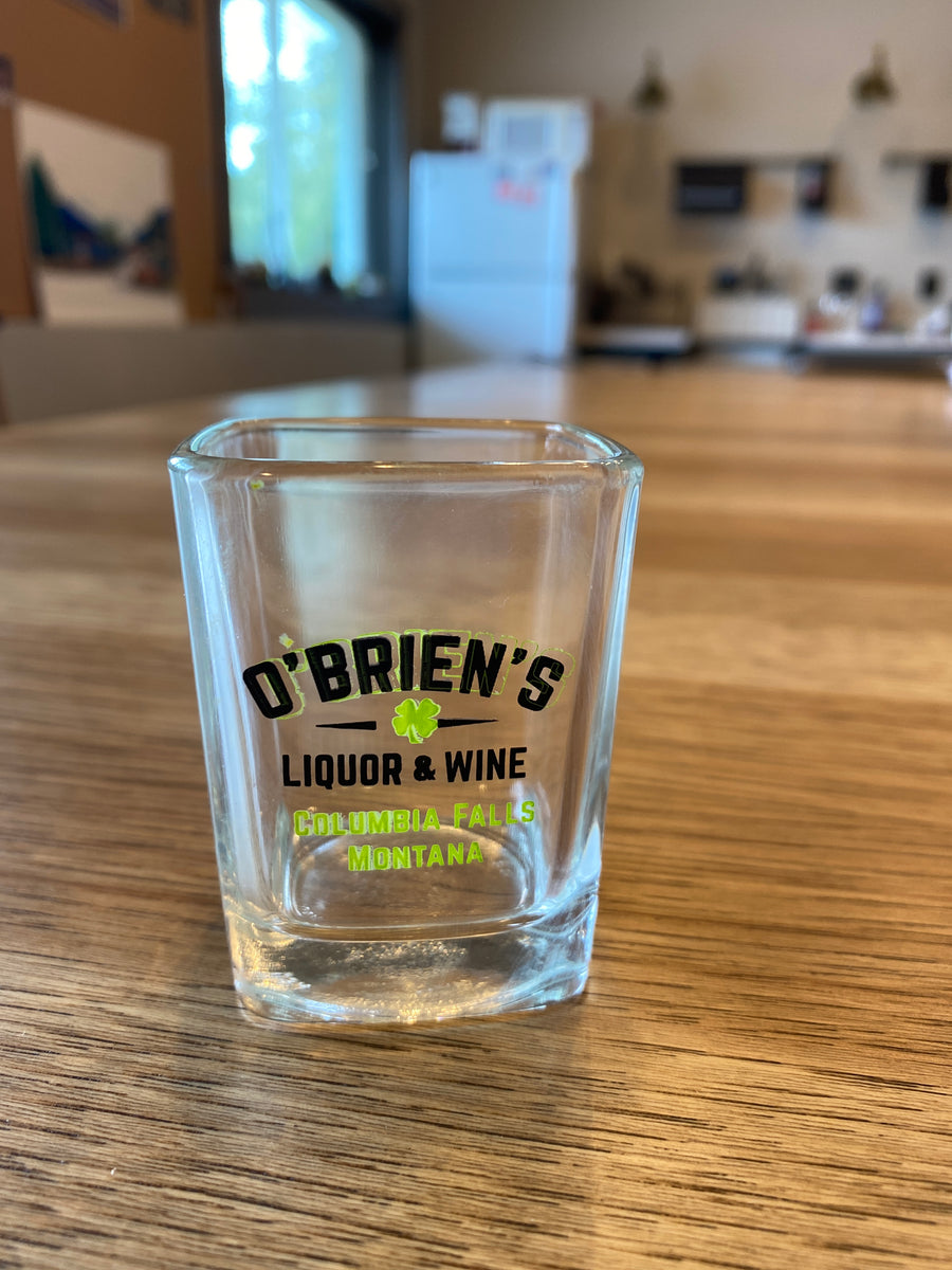 O'Brien's Liquor & Wine, Shot Glass