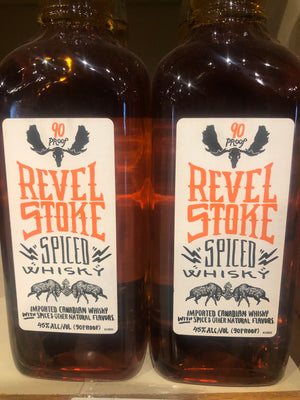 Revel Stoke Spiced, Canadian Whisky, 750 ml