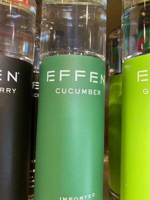 Effen Cucumber Vodka, 750 ml