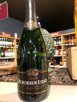 Roederer Estate, Sparkling Wine, Brut, Anderson Valley, California