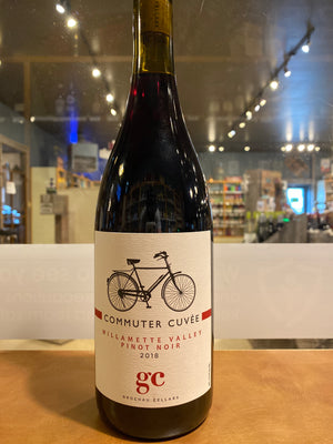 Grochau Cellars, Commuter Cuvee, Pinot Noir, Willamette Valley