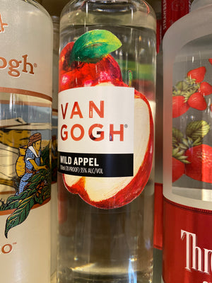 Van Gogh Wild Apple Vodka, 750 ml