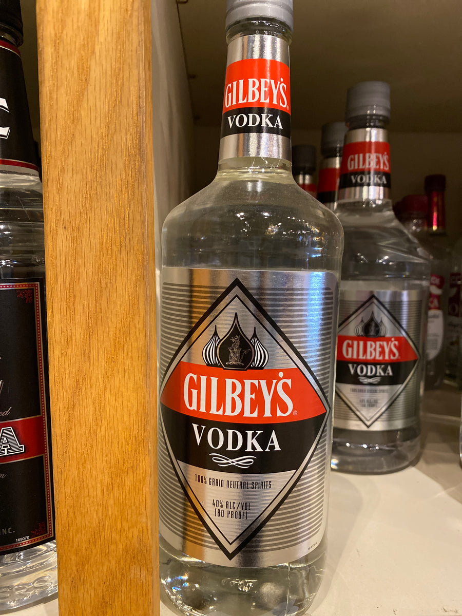 Gilbeys Vodka, 1 L