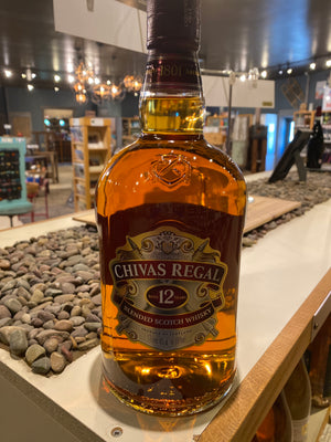 Chivas Regal 12 yr Scotch, 1.75 L