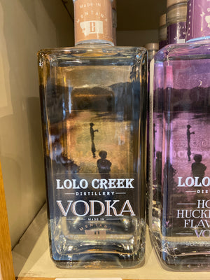Lolo Creek Vodka, 750 ml