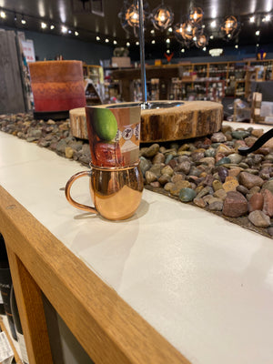 Montana Mugs, Copper 2oz Shooter