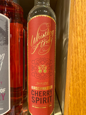 Whistling Andy, Kirshwasser, Cherry Spirit, 375 ml