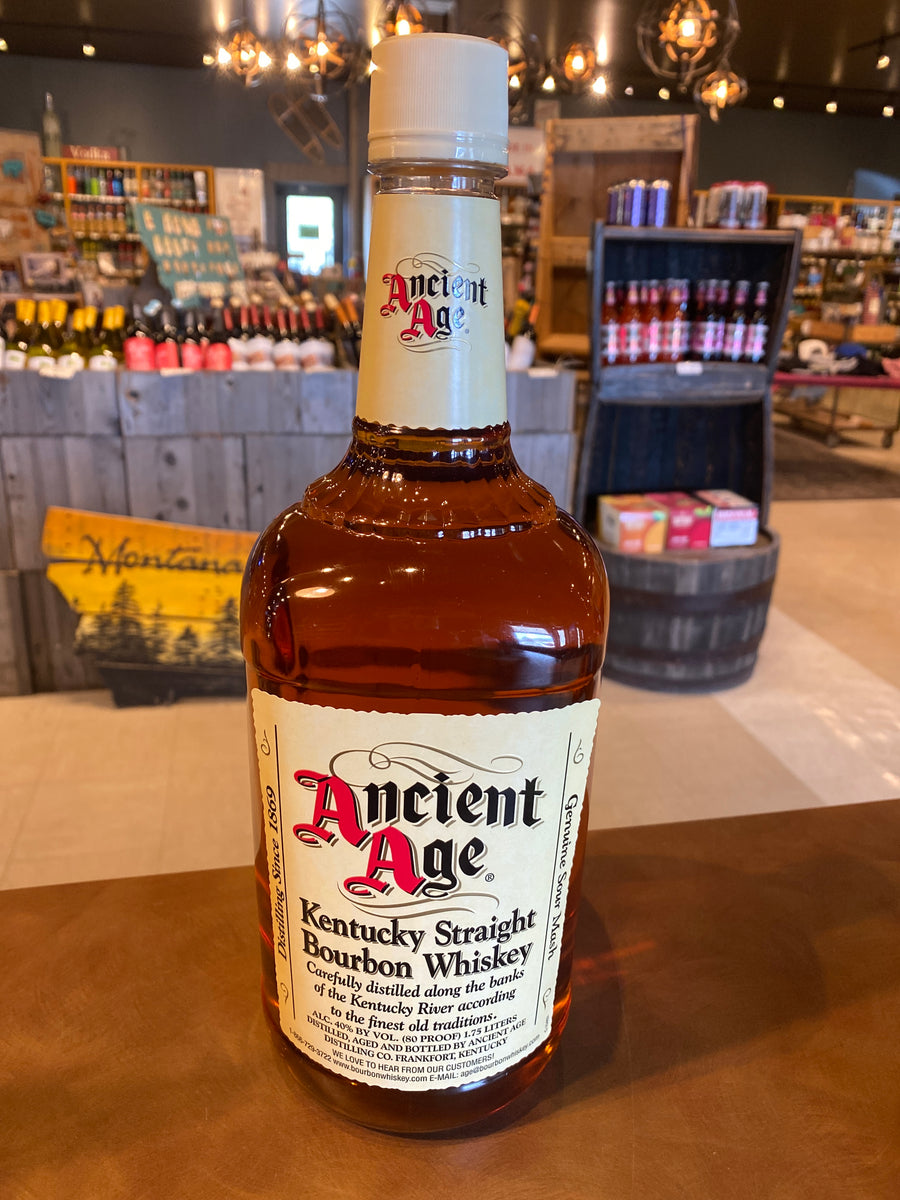 Ancient Age Bourbon Whiskey, 1.75 L