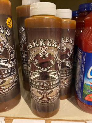 Parker's, Hangover Tonic: Ceasar & Bloody Mary Mix, 12oz