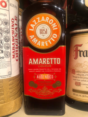 Lazzaroni, Amaretto, Liqueur, 750mL