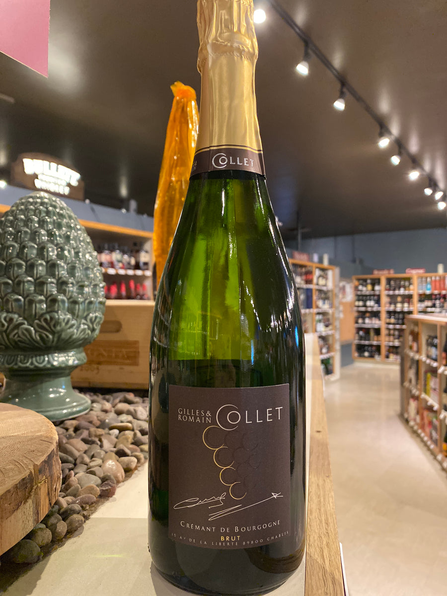 Collet, Sparkling Wine, Cremant de Bourgogne, France