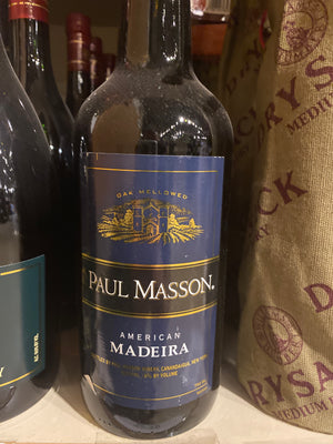 Paul Masson American Madiera, 750 ml