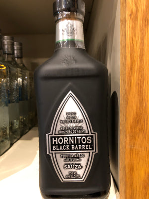 Hornitos Black Barrel Tequila, 750 ml