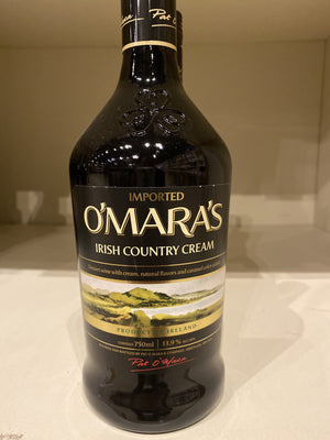 Omara's Irish Cream, 750 ml