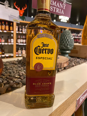Jose Cuervo Gold Tequila, 750 ml