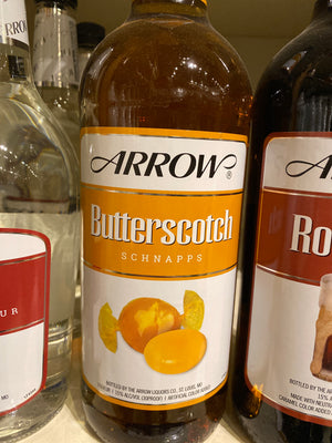 Arrow Butterscotch, Schnapps, 1 L