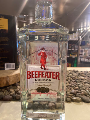 Beefeater English Dry Gin, 1.75 L